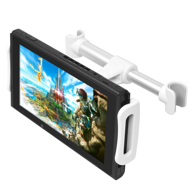 FYOUNG Soporte de Coche para Nintendo Switch: Amazon.es: Electrónica