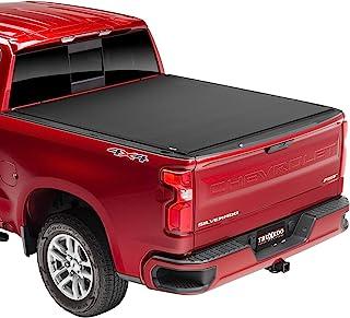 TruXedo Sentry CT Hard Rolling Truck Bed Tonneau Cover | 1572416 | fits 2019 GMC Sierra 1500 & Chevrolet Silverado 1500 Ne...
