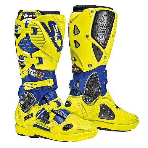 Details zu Sidi Crossfire 2 SRS 2016 MX Stiefel Boots Motocross Enduro Supermoto Quad