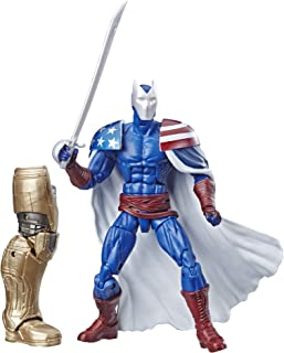 "MARVEL Avengers Endgame - Citizen V Collectible 6"" Fan Figure - Legend Series - Comics Inspired - Kids Super Hero Toys - Ages 4+"