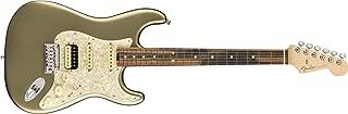 Fender American Elite Stratocaster HSS Shawbucker - Satin Jade Pearl Metallic with Ebony Fingerboard