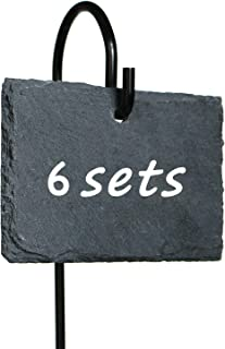 Fendio 6 Sets Plant Labels Signs, 2.75