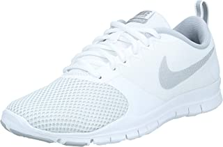 Nike Flex Essential Tr Womens Training Shoes, White (White/Wolf Grey-Pure Platinum)