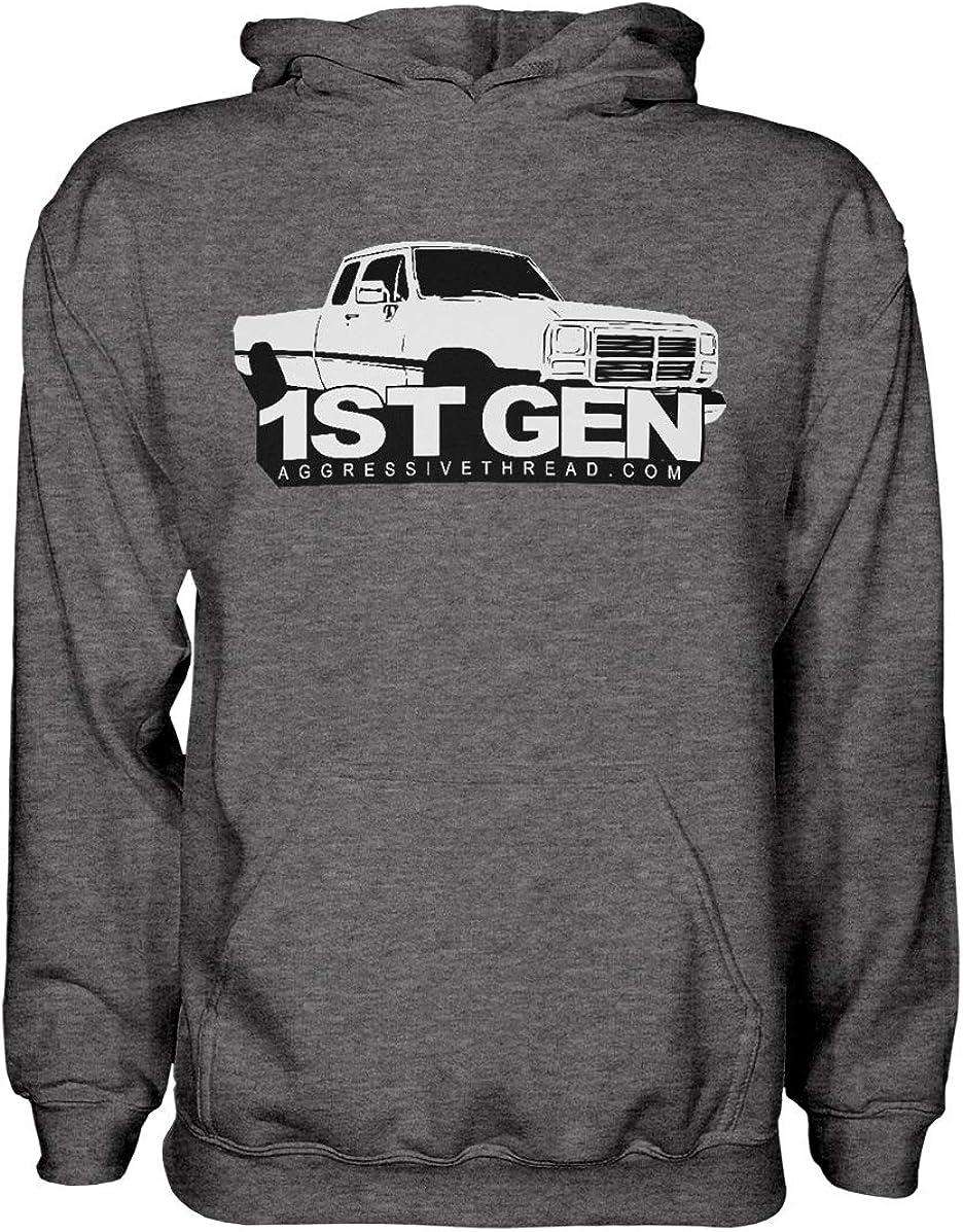 1st Gen NEW before selling trend rank Ram Hoodie Sweatshirt