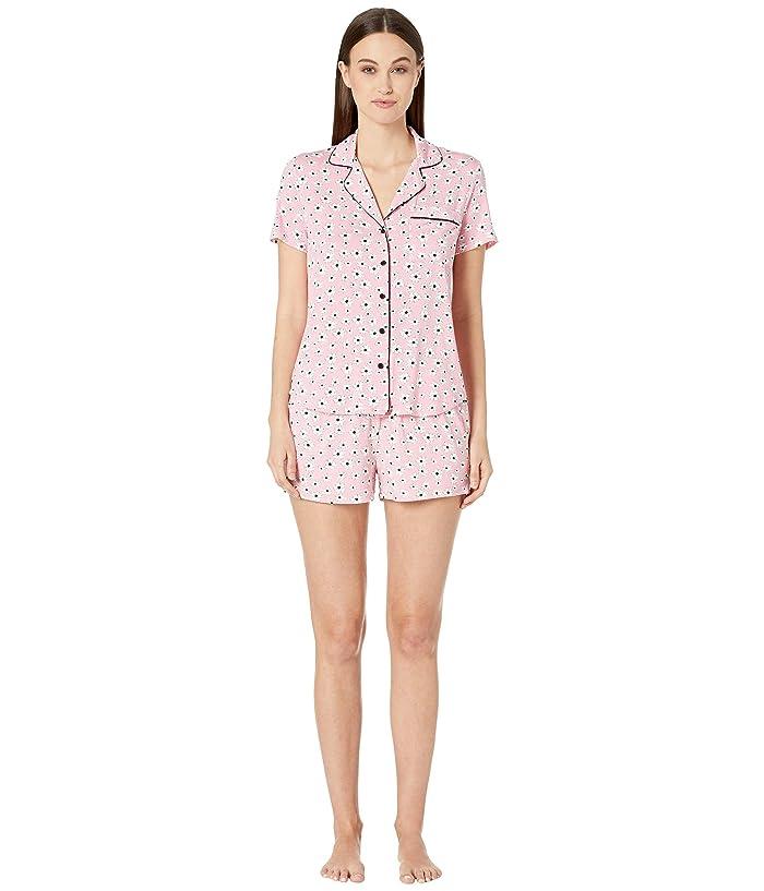 Kate Spade New York Modal Jersey Short Pajama Set (Petal Floral) Women