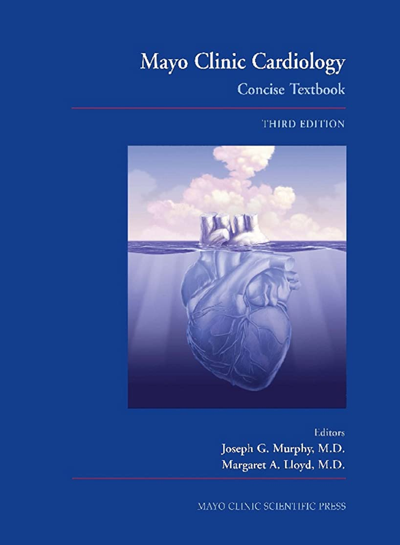 仲介者クマノミクリケットMayo Clinic Cardiology: Concise Textbook (English Edition)