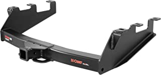 CURT 15323 Xtra Duty Class 5 Trailer Hitch with 2-Inch Receiver, for Select Chevrolet Silverado 1500, 2500, GMC Sierra 1500, 2500