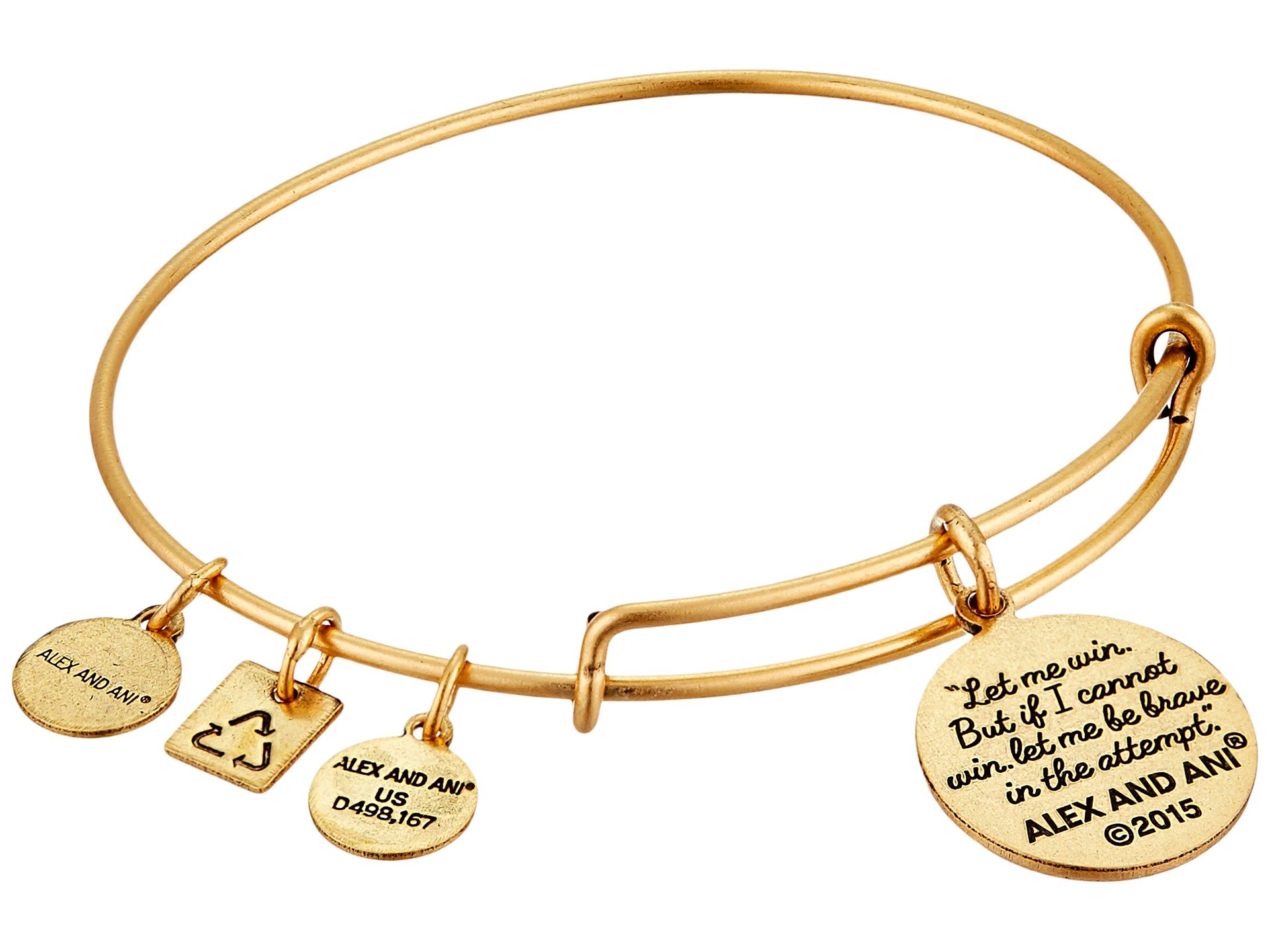 Alex and Ani Charity By Design - Power of Unity Bracelet at Zappos.com