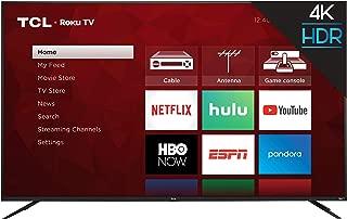 TCL 75S425 75 Inch 4K UHD Smart Roku TV (2019)