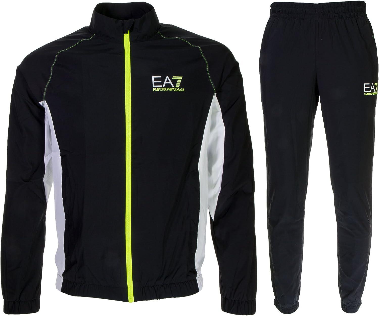 EA7 Ventus 7 T-Suit Full-Zip B07CMWLKH7  Qualitätskönigin