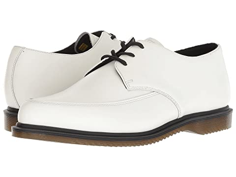 DR. MARTENS , WHITE SMOOTH