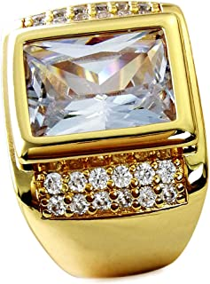 custom fake rings
