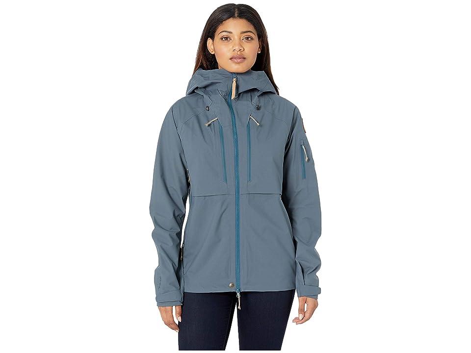 Fjallraven Keb Eco-Shell Jacket W (Dusk) Women