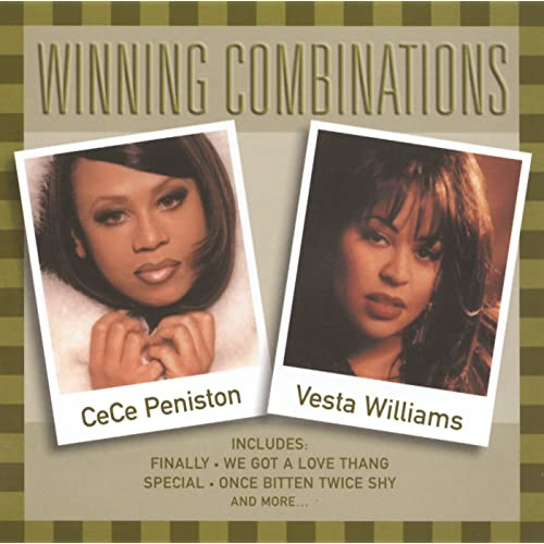 Somebody for me by vesta williams on amazon music amazon. Com.