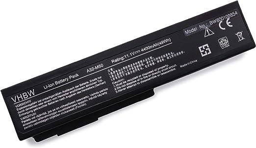 Vhbw Akku Passend Für Asus N61jq Jx021v N61jq Jx021x Elektronik