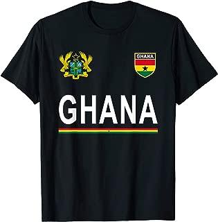 Ghana Cheer Jersey 2017 - Ghanaian Pride T-Shirt