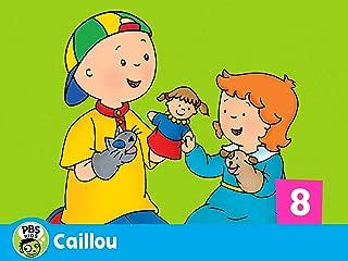 Caillou Season 8