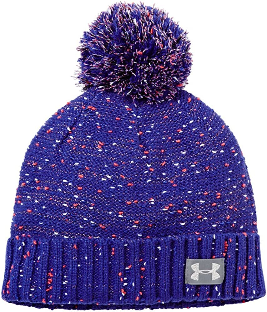Under Armour Max 59% OFF Little Speckle Max 67% OFF Girl`s Beanie