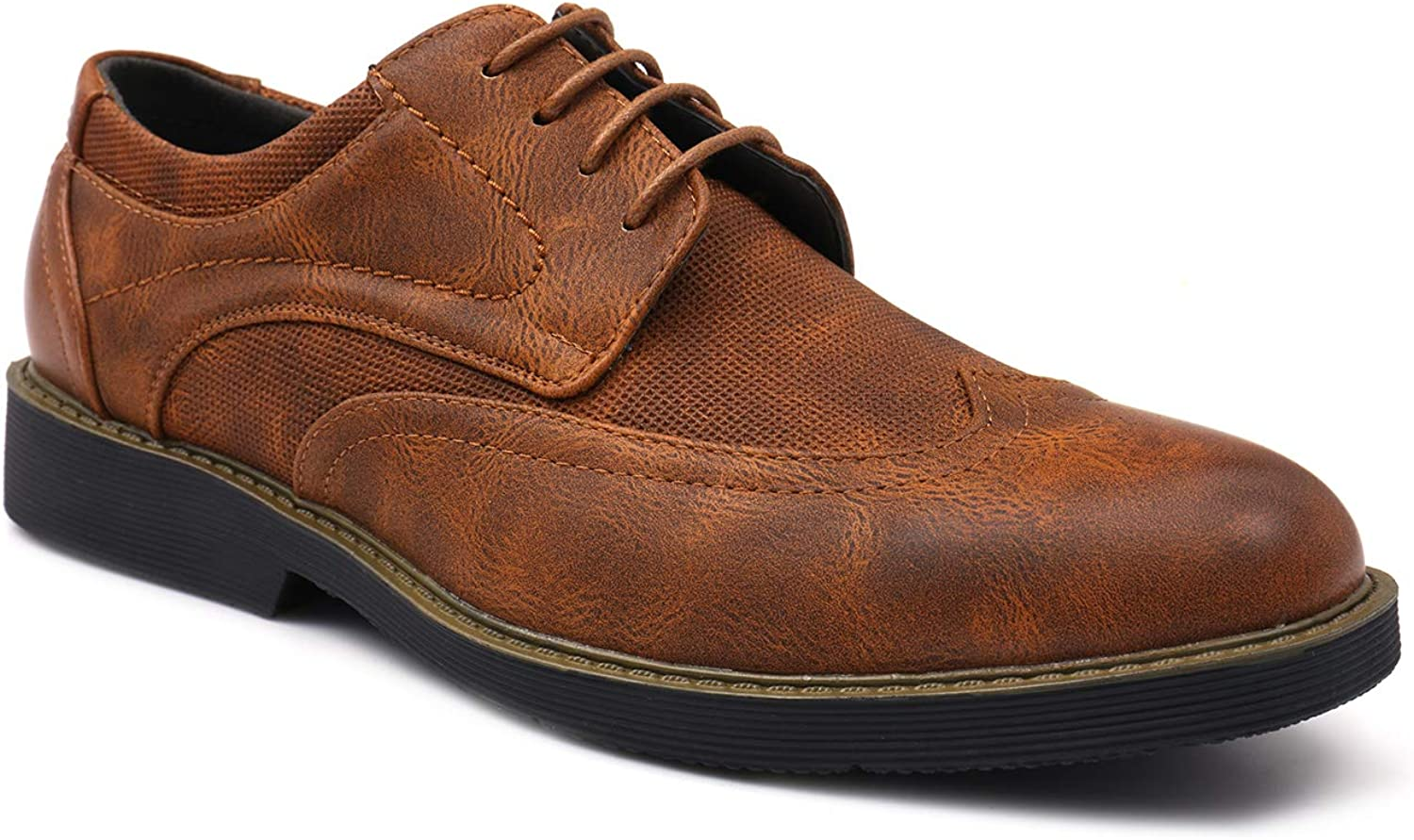 Members Only Ranking TOP16 Men's Shoes Houston Mall Wingtip Oxford