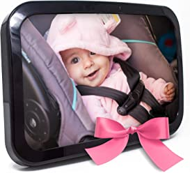 Explore back mirrors for babies