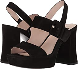 Nine West Lexine 40th Anniversary Platform Heeled Sandal