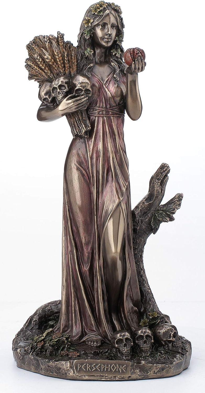 famous Veronese Design Industry No. 1 10.25 Inch Persephone Goddess Greek of Vegetatio