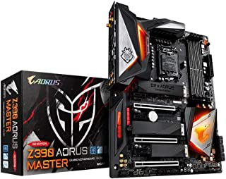 Aorus Z390 AORUS Master G2 Edition (Socket 1151/Z390/DDR4/S-ATA 600/ATX) extensión de la garantía