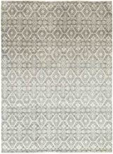 hand knotted wool rug 9x12