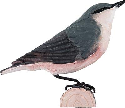 Brema Figurine De Jardin | Corbeau Anti Pigeon Et De