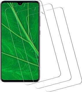 CNXUS 20200430 3 st. pansarglasfilm kompatibel med Mate 20, Huawei Mate 20