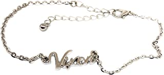 Vixen Hotwife Chain Anklets in Black, Silver and Gold - Queen of Spades - Cuckoldress - Mistress