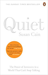Quiet: The power of introverts in a world that can't stop talking by Susan Cain - Paperback
