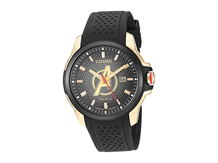 Citizen Watches  Avengers AW1155-03W (Black) Watches