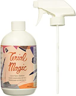 Terial Magic TM11004 (16oz) Fabric-stabilizers, Small, White