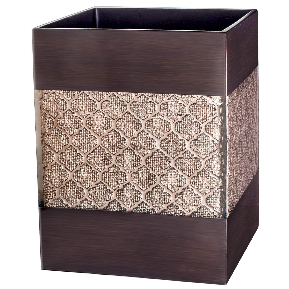 Creative High order Scents Dahlia Bathroom Trash - 40% OFF Cheap Sale Can Decorative Wastebask