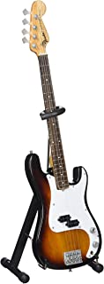 Fender Precision Bass Sunburst Mini Guitar Replica