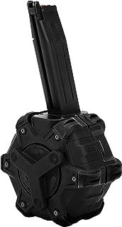 Evike AW Custom Adaptive Airsoft Drum Magazine for GBB Airsoft Pistols & Rifles