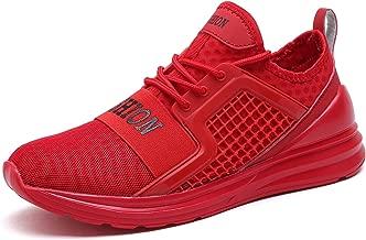 Zapatillas Deporte Hombre Mujer Deportivos Running Zapatillas para Correr Aptitud Ligero Deportes Zapatos para Correr por VITIKE
