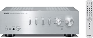 Yamaha A-S301 (S) Integrated Amplifier 192kHz / 24bit high-resolution sound source corresponding Silver (Japan domestic model)