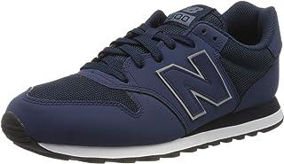 New Balance Men's 500 Core Trainers, Blue (Blue Trz), 10 UK 44.5 EU