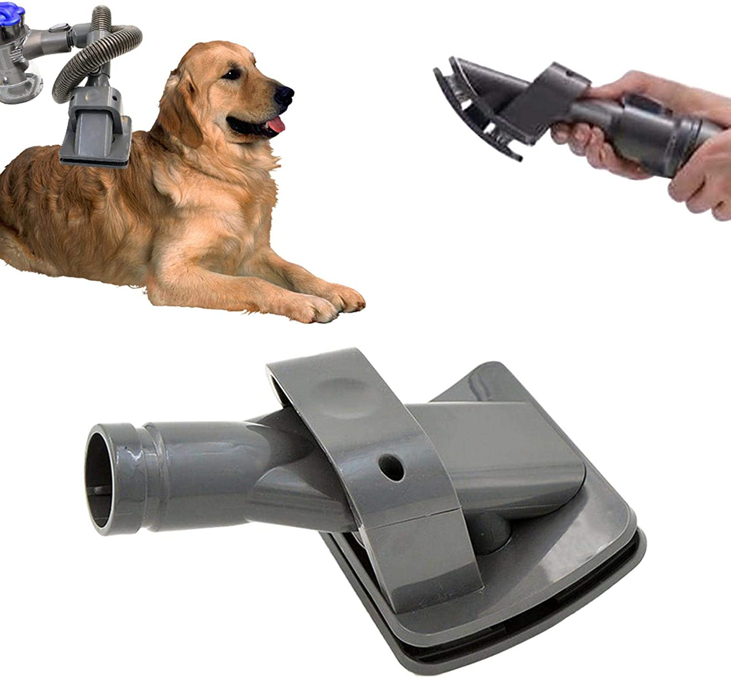 tiezhi Pet Grooming Spring new work Tool for Groom Attac Dyson ...