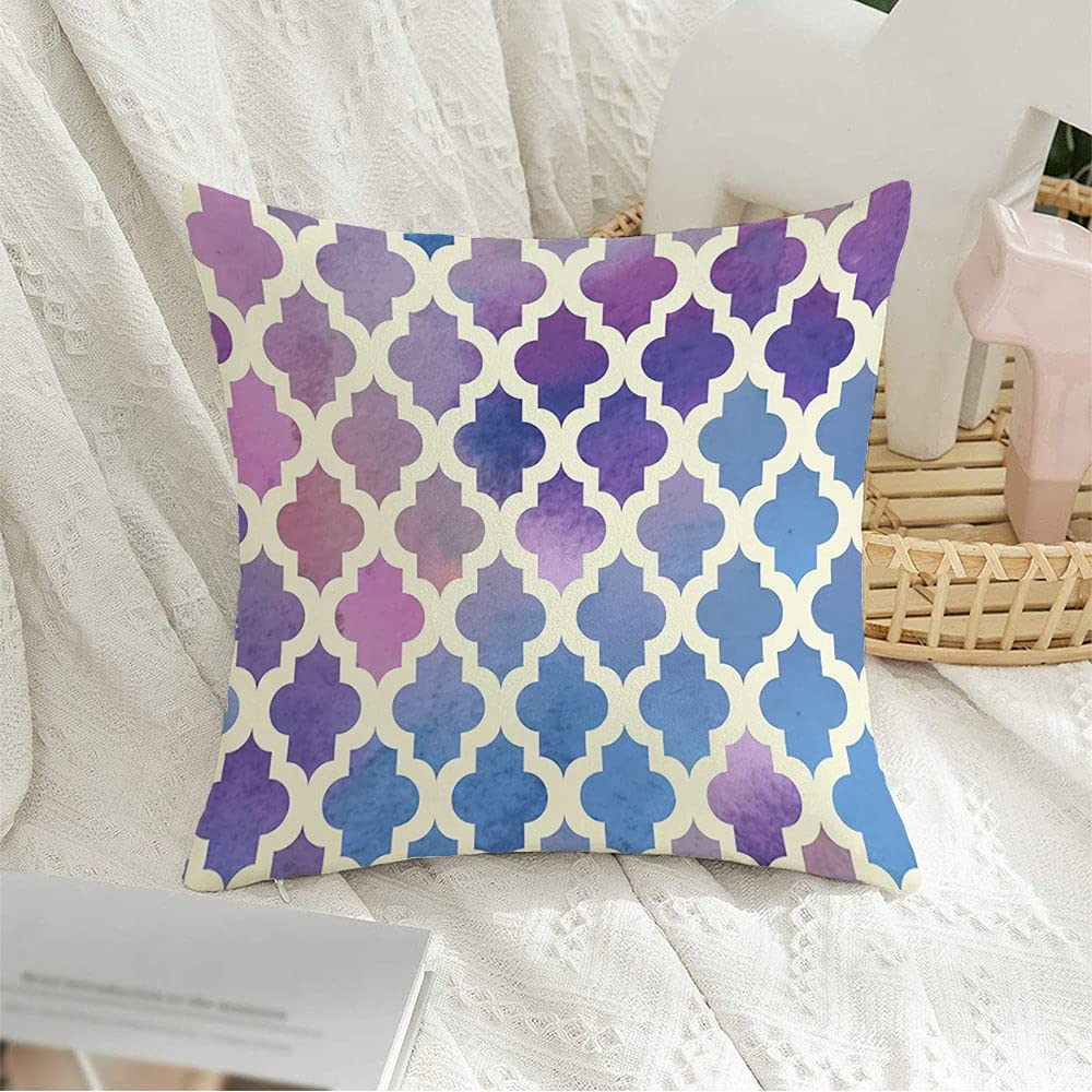 67% OFF of fixed price Velvet Recommendation Decorative Square Throw Pillow Cover Cushion W Case Spots