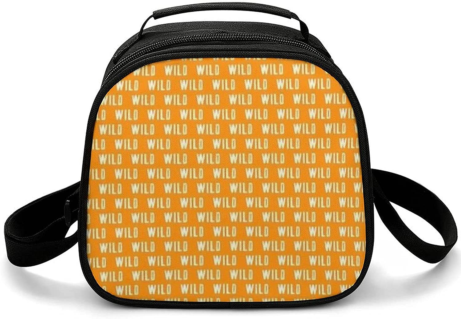 Wild orange Lunch Bag Box Cooler Ranking Ranking TOP14 TOP20 Tote Insulated
