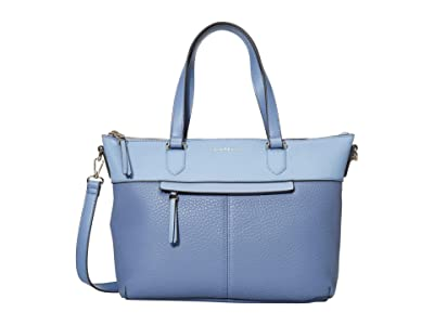 Fiorelli Chelsea Satchel (Cornflower Blue) Satchel Handbags