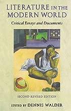 Best modern essays in english Reviews