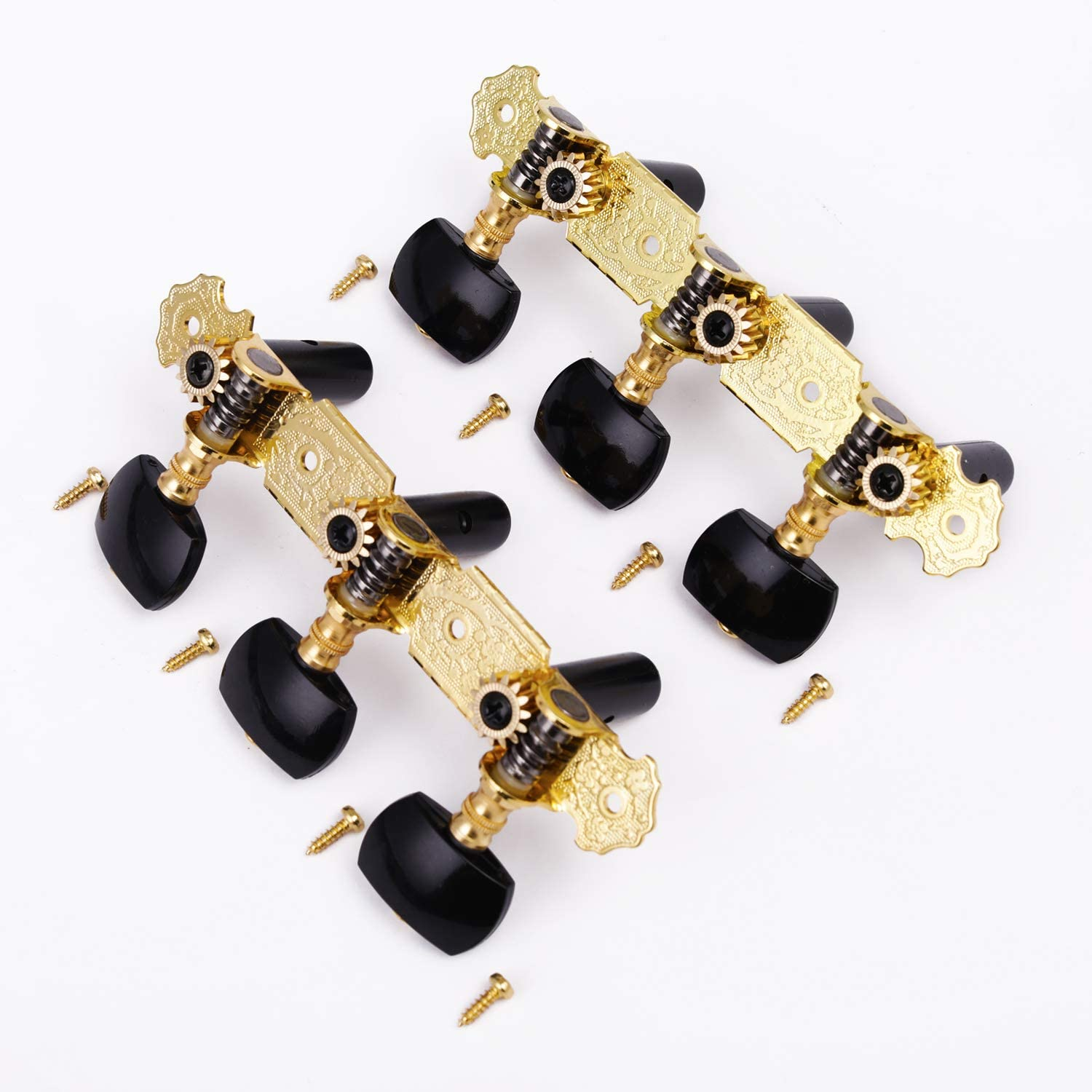 Alice Classical Super Special SALE Genuine held Guitar String Tuning Keys 2pcs LR Pegs