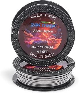 Best ni80 alien wire Reviews