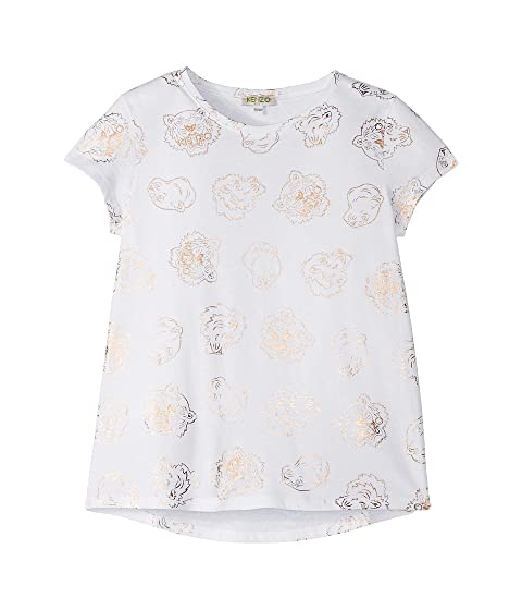 Kenzo Kids All Over Printed Tee (Big Kids)