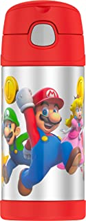 super mario bros water bottle