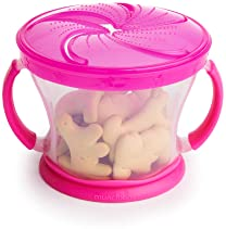 Munchkin Snack Catcher, 9 Ounce, 4-Count